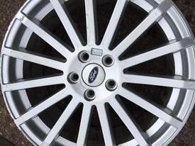 "2x 18"" Ford Mondaeo ST Alloy wheels"