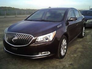 2015 Buick LaCrosse WITH LEATHER INTERIOR