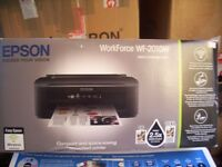 Epson workforce wifi wf-2010w printer