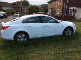 Vauxhall insignia white engine broke mead gone asap
