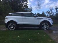 Range Rover Evoque 2.2SD4 pure (Tech Pack) Automatic