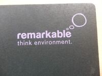 100 Remarkable recycled tyre mouse mats 10 x 10. Only £13.95 to clear – Take two cases for £25.95