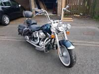 Harley Davidson heritage softail classic 2001