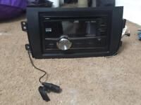 Car cd player, bluetooth, hand free