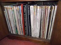 Classical LPs.
