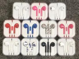 iPhone earphone £5 each