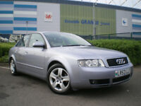 AUDI A4 1.9 TDI SE 4dr Saloon Manual * Full SERVICE HISTORY 16 STAMP ON BOOK * 3 Months WARRANTY