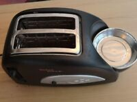 Telfa toaster with egg maker