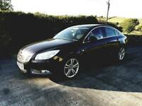 2012 Vauxhall insignia 2.0 cdti exclusive...12 months mot...only 65000 miles...a4 mondeo passat