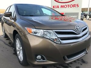 2013 Toyota Venza LIMITED SUNROOF, LEATHER AWD