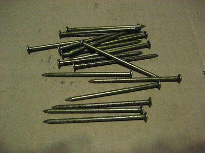 12dx3-12 Coated Sinker Nails 50lbs Aa6991-1