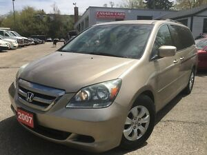 2007 Honda Odyssey EX | Sits 7 Comfortably | amazing condition