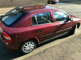 Vaxhall astra 2004 , 1.5 cc, long MOT low milage