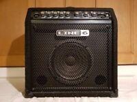 Line 6 LowDown LD15 Bass combo amp