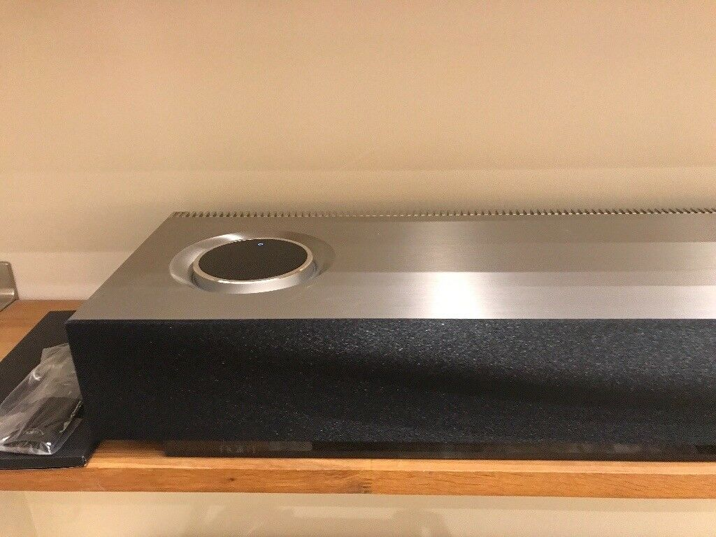 Naim Audio Mu-so Wireless Bluetooth Music System with Apple AirPlay