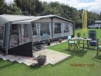 ***NOW REDUCED*** HOBBY 695 VIP COLLECTION AND NEW ISABELLA AWNING