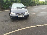 TOYOTA AVENSIS 1.8 PETROL -- FULLY AUTOMATIC// FULL SERVICE HISTORY/- LONG MOT -- NO ADVISORY