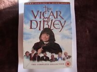 Vicar Of Dibley The Complete Series 5 DVD's Amazon Price £57.95