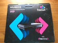 HUMAX HDR-1100S Freesat Freetime HD Recorder - 500 GB