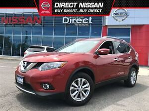 2015 Nissan Rogue SV-NAVI-7 SEAT-CLEAN CARPROOF-IN VERY NICE CON