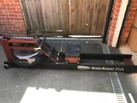 Waterrower with S4 monitor excellent condition