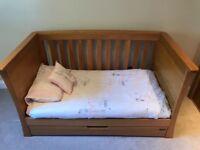 Mamas and Papas Ocean Golden Oak Nursery Furniture Set