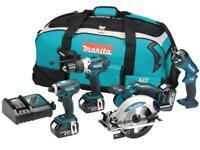 Makita power tool set