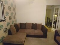 Excellent condition Corner Sofa & 2 seater for sale