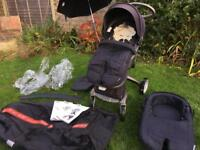 Stokke V2 with lots of extras