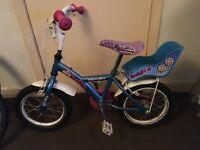 Small children's bike