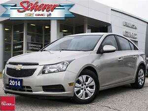 2014 Chevrolet Cruze 1LT 1 OWNER TRADE