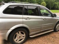 Spares or repair ssangyong kyron 07 problem with automatic gearbox