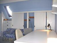 Large Single En-suite Room - International student or Professional. 3 months to 1 year. £475pm