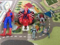 Spider-Man and Iron man bundle