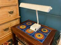 Mid Century 1950's Wing Desk Lamp - Industrial Vintage Retro Style
