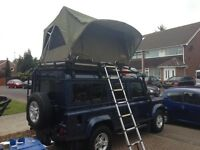 Roof tent electric & manual Quest Elite Pathfinder Top of the range