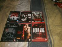 Horror dvd bundle
