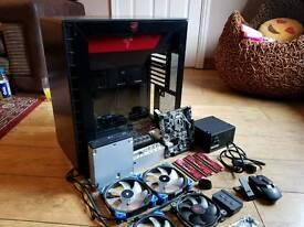 New build computer just not built
