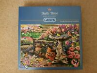 Gibsons Bath Time 1000 piece jigsaw puzzle