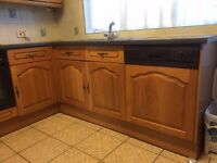 Kitchen for quick sale to be sold by 15.9.16. New kitchen to be install