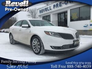 2013 Lincoln MKS AWD *Htd/Cooled Leather, Navigation