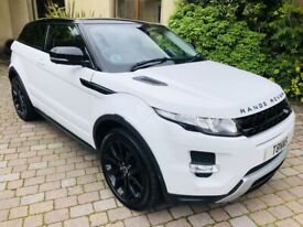 image for Range Rover Evoque SD4 Lux - jeep 4x4 bmw x3 x5 audi q5 q7 macan porsche vw tiguan mercedes px