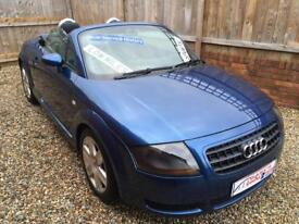 2004 auid tt1.8 turbo 12 months MOT full service history outstanding condition throughout