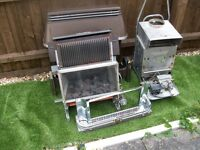 Baxi bermuda 401 fire and back boiler
