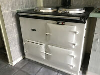 AGA gas range cooker