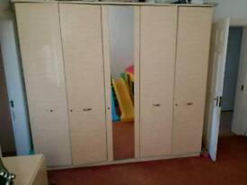 wardrobe storage space cupboard .offer accept