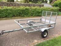 Quad / Mower trailer 6'x4'