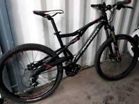 Rockrider 520s Full Suspension Mountain Bike