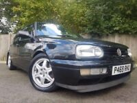 RARE 1 of 500 UNMODIFIED VW 2.8 GOLF VR6 HIGHLINE IMMACULATE CONDITION drives sounds & looks superb