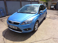 FORD FOCUS 1.6 STYLE 2008 ONLY 36,000 MILES
